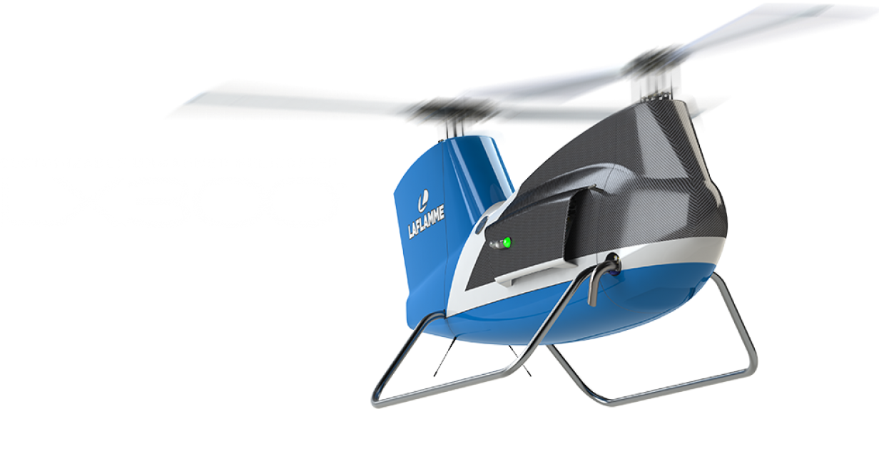 White Paper: Modeling and Controlling a Tandem Helicopter Drone
