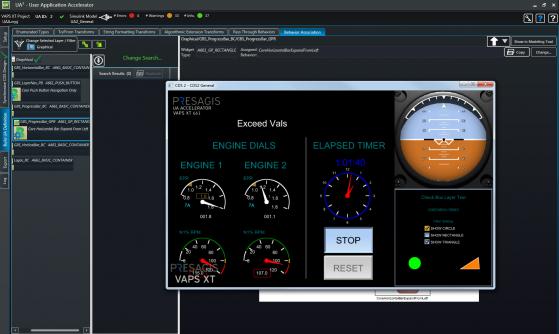 Arinc 661 Cockpit Display Systems Presagis Cots